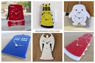 All The Doctor Who Clocks