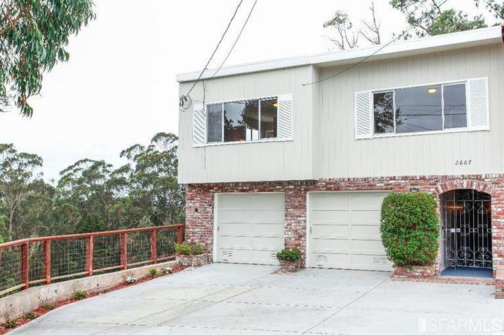2667 25th Ave, #SanFrancisco, CA 94116 Alain Pinel Realtors   $1,298,000