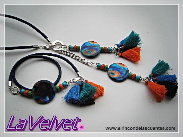 Conjunto Sioux de El Trastero de LaVelvet con www.elrincondelascuentas.com