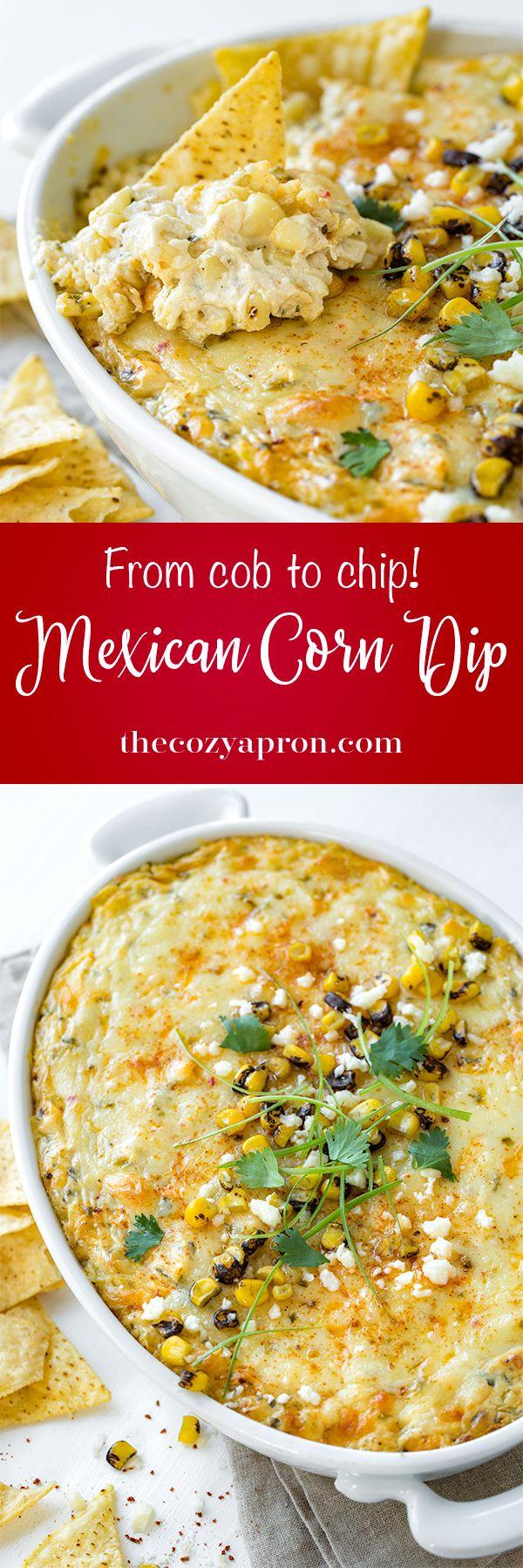 Mexican Corn Dip