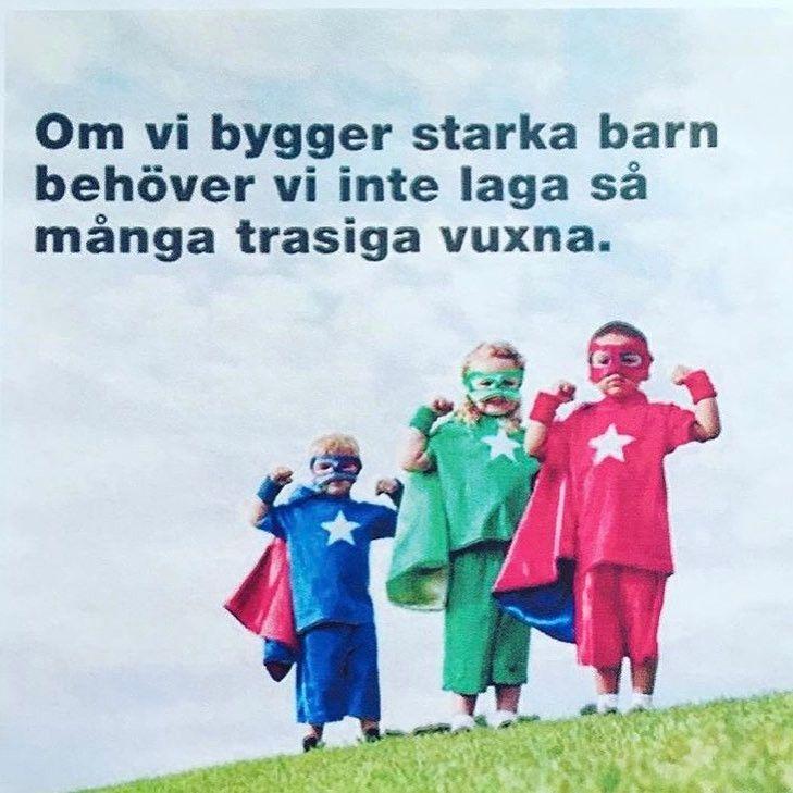 """@specialpedagogik_i_forskolan på Instagram: """"Fredagstanke! #förskola#skola#citat#pedagogiskacitat #förebygga#självkänsla#byggastarkabarn"""""""