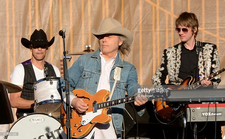 Dwight Yoakam performs during the 2014 Hardly Strictly Bluegrass Music Festival at Golden Gate Park on October 5, 2014 in San Francisco, California.