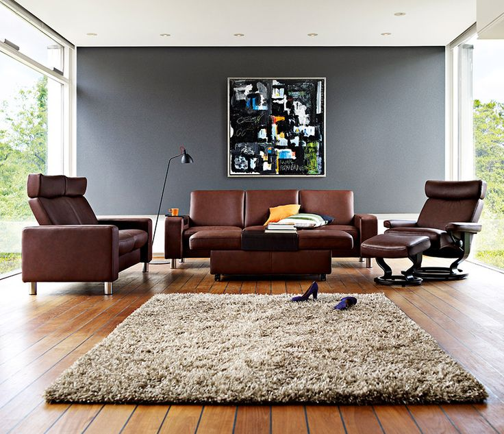 Stressless Space Recliner Sofas