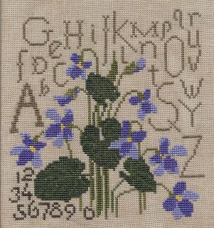 Garden Grumbles and Cross Stitch Fumbles: From the Cross Stitch Archives