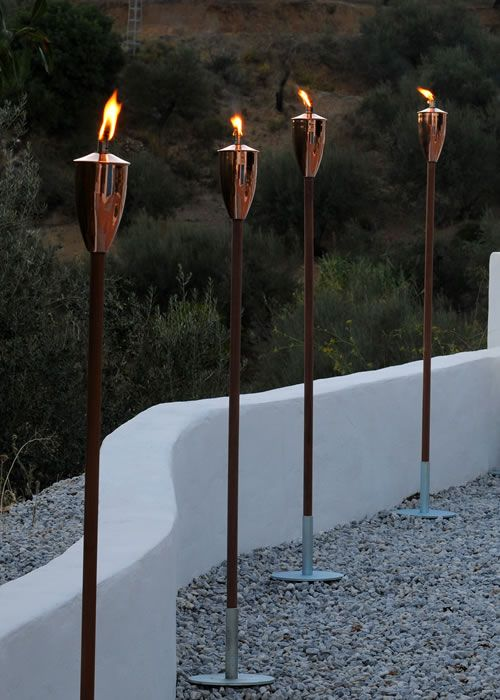 Athena Garden Torches   Line Your Garden With These Beautiful Torches For  An Impressive Entrance.