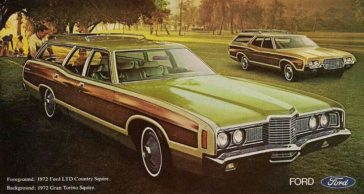 FORD LTD OR GRAND TORINO STATION WAGONS...with luxury side wood paneling  for your roadtrip viewing pleasure!....b♡ | Pinterest | Grand torino,  Station ... - FORD LTD OR GRAND TORINO STATION WAGONS...with Luxury Side Wood