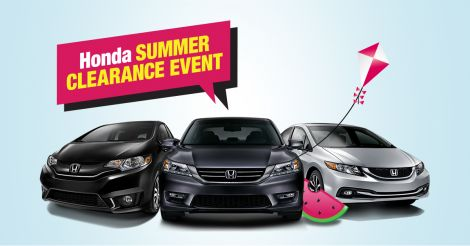 memorial day honda deals