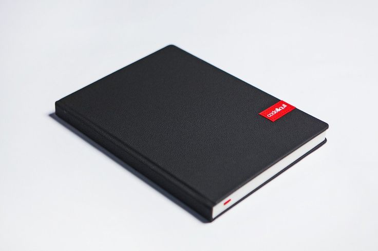 """A premium 10"""" x 7.25"""" large-format notebook made for creatives. Features 100GSM paper, a lay-flat design, 216 pages, and two unique page layouts."""