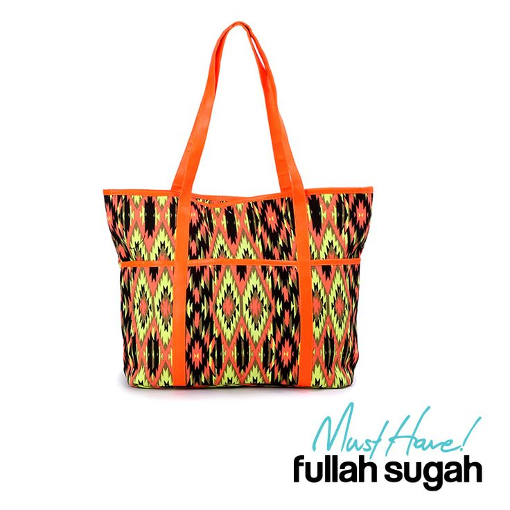 Spring/Summer 2013 | FULLAHSUGAH MUST HAVE BAG | http://fullahsugah.gr
