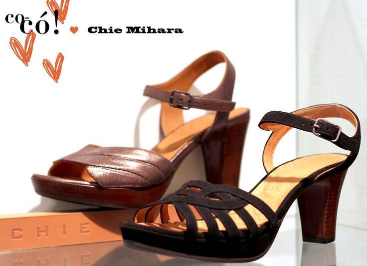 Sandalias de Chie Mihara