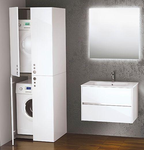 25+ beste ideeu00ebn over Wasmachine Droger Kast op Pinterest - Wasruimte ...