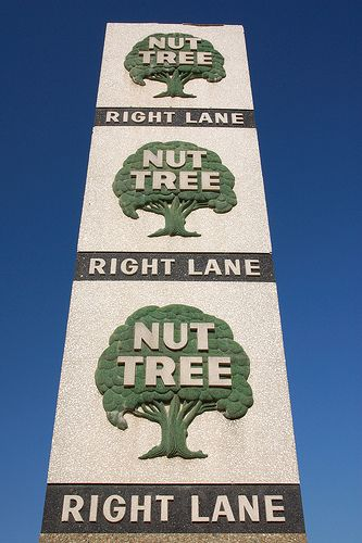 Nut Tree, Vacaville, CA - we would stop here to eat and play on our way to Lake Tahoe.