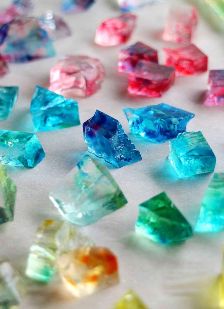 思わずうっとり♡食べる宝石「琥珀糖」を作ってみよう