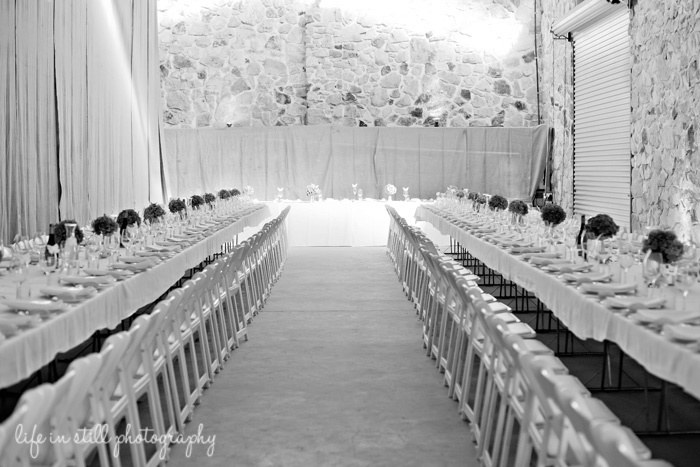 Golding Winery - Wedding Reception