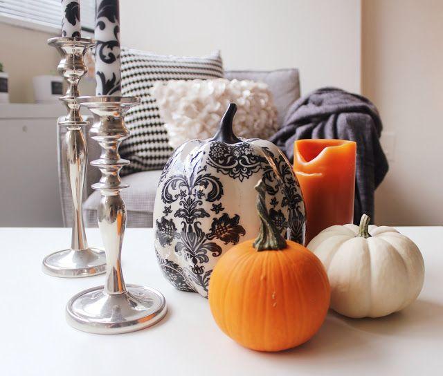 Halloween Coffee Table