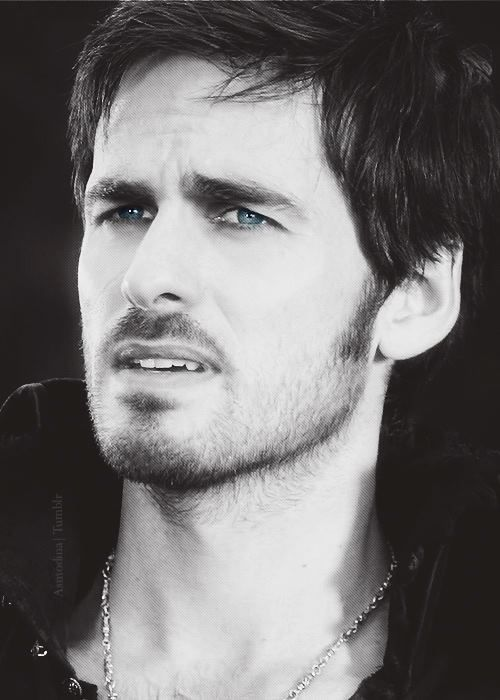 Colin O'Donoghue - you are killing me with your attractiveness