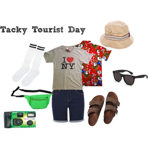 A fashion look from September 2015 featuring Oasis shorts, Birkenstock sandals and Burberry hats. Browse and shop related looks.