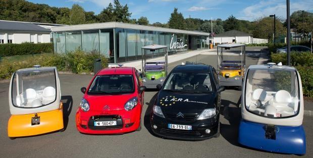 La voiture autonome, dont la... http://www.inriality.fr