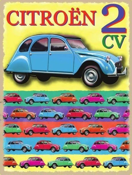 2 CV.........PARTAGE DE CAR & CAR...........