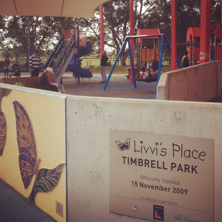 Livvis place in the Inner West Sydney - great kids playground for all kids