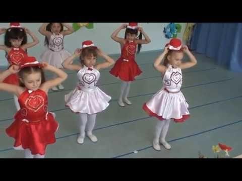Танец со шляпками - YouTube