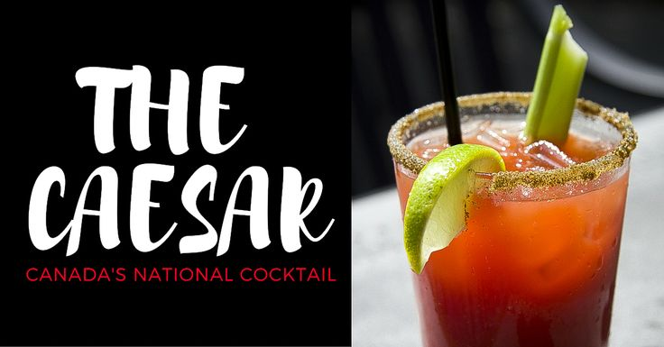 An easy recipe for one of the few things that is solely Canadian, the Caesar drink is similar to a bloody mary but is inspired by Italy.