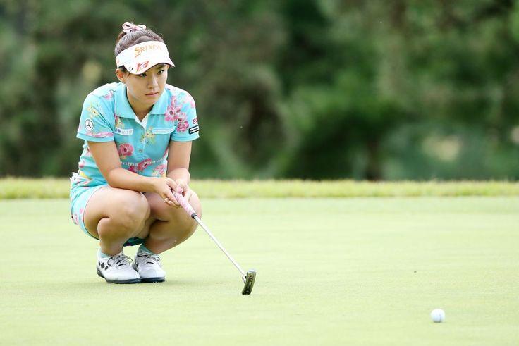香妻琴乃はアンダーパーをキープ 最終日の逆転を狙う|LPGA|日本女子プロゴルフ協会