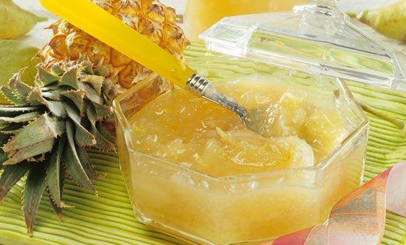 Marmellata di ananas: buona e semplice da fare, ecco come prepararla in 4 semplici mosse! | I dolcetti di Paola
