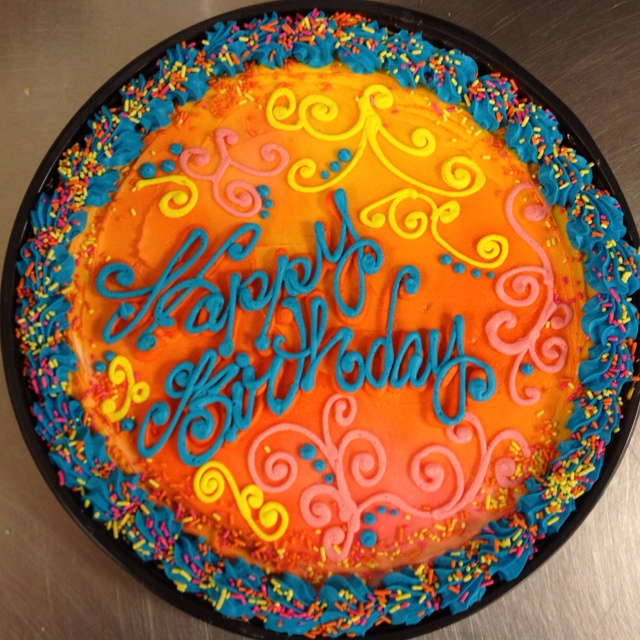 Mothers Day Cookie Cake Ideas