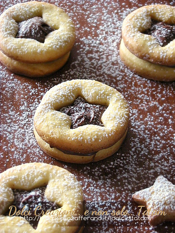 Biscotti frollini alla Nutella | ricetta facile dolci
