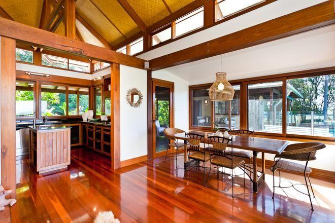 Bush Pavilion Homes Byron Bay