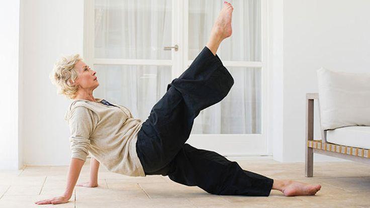 Így kell edzeni 50 felett