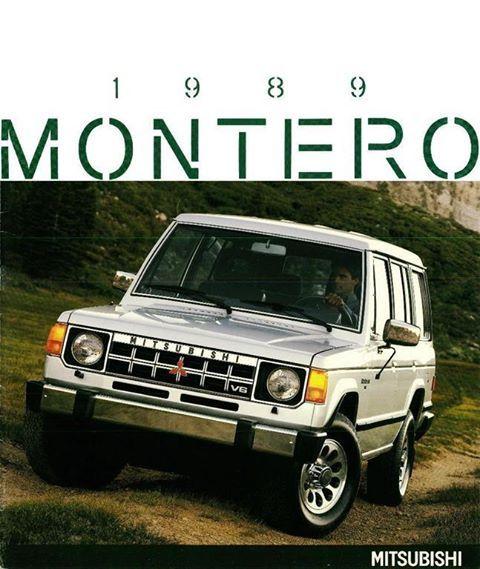 1000 Images About Mitsubishi Pajero Amp Inc On