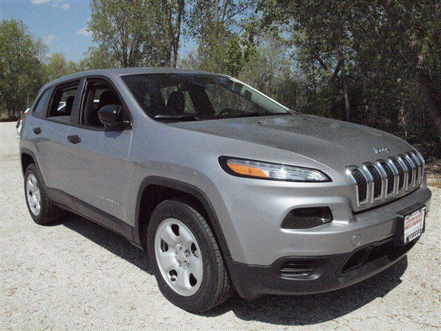 New 2014 Jeep Cherokee Sport For Sale | Antioch IL