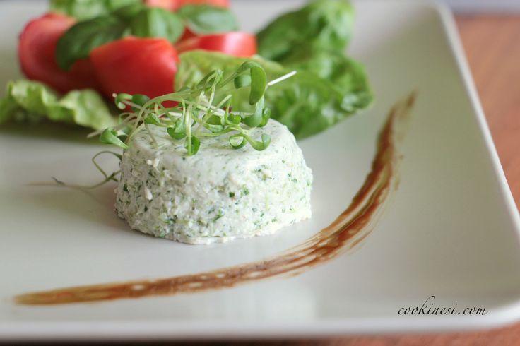 Kresse Köpfchen, so was Feines! - Cress Flan sooo yummy recipe in german  #healthyFood #healthy #salad #salat
