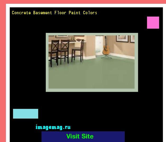 Concrete Basement Floor Paint Colors 153502 - The Best Image Search