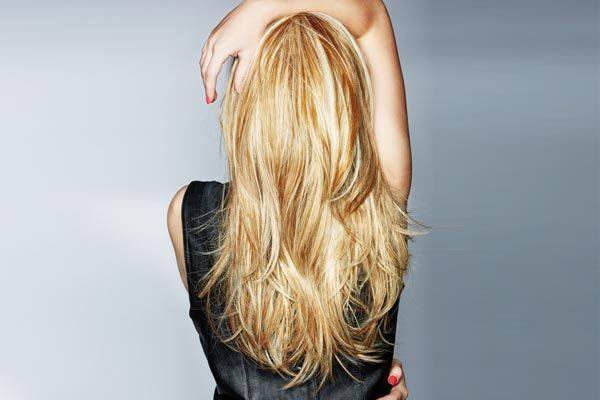 Highlight Styles For Long Hair: 17 Best Images About Layered Haircuts On Pinterest