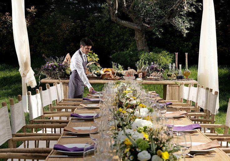 Elegant catering! Δειπνοσοφιστήριον catering