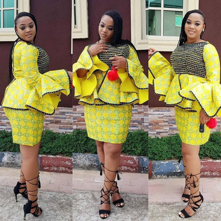 Ankara fabric can never go into extinction. Never! Nigerians keep embracing new and beautiful Ankara styles and designs. The amazing part is that Ankara fabric can be cut into just…