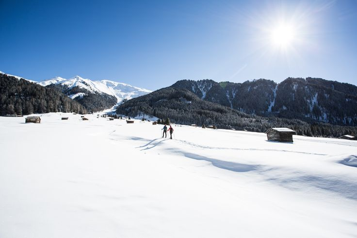 #Schneeschuhwandern in der Tschey #tiroleroberland (c) Daniel Zangerl