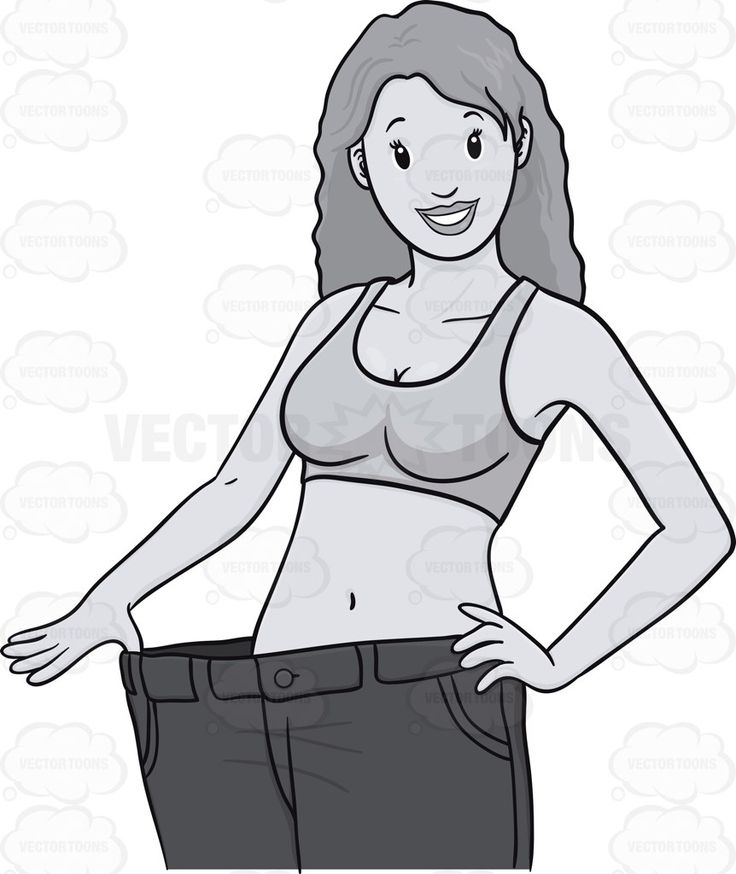 Woman Proudly Showing Off The Weight She's Lost #bigpants #chubby #diet #dieting…