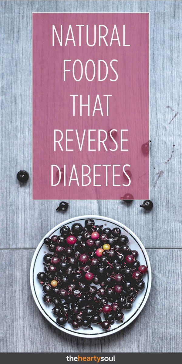 Yes, there is a natural cure for diabetes. Here's what natural medicine has ...