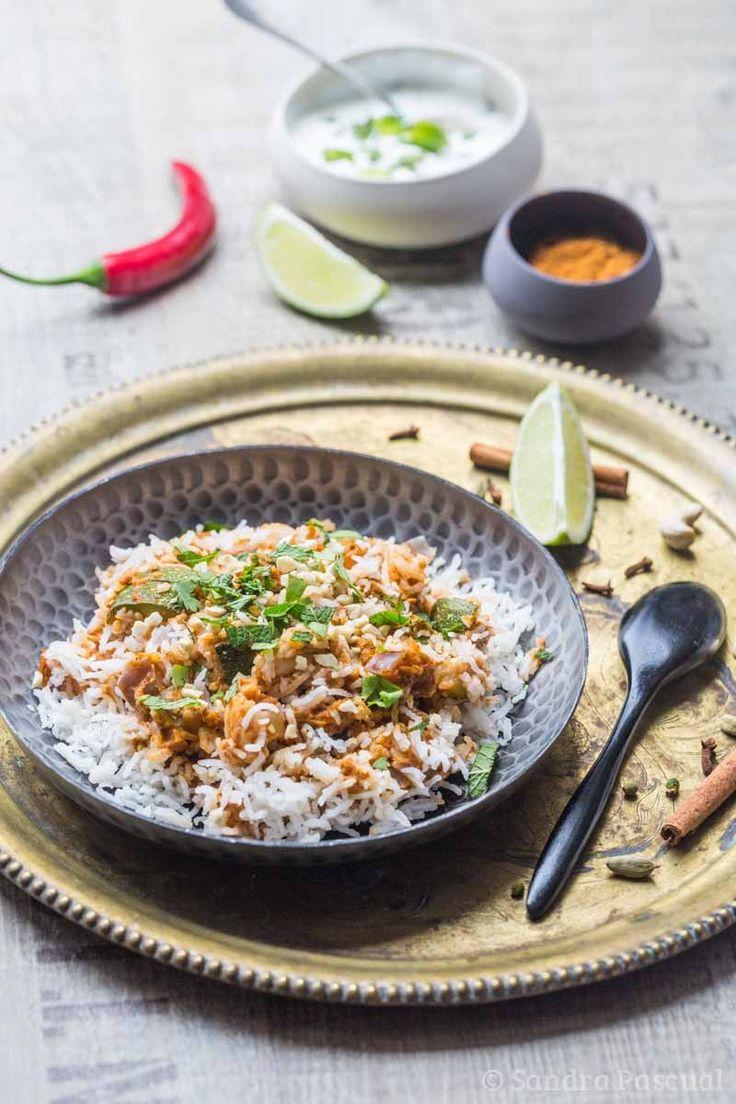 17 best images about cuisine indienne on pinterest - Cuisine indienne biryani ...