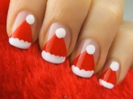 10 Nail Art pour Noël