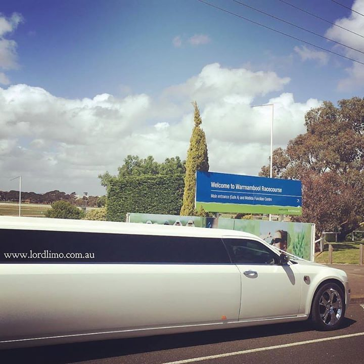 #Repost @lord_limo  Can you believe we are getting may races enquires already! If you think you may require the limo or our sedan for guaranteed pick up at the time you specify then best be getting in touch soon.  Or the best times will be taken! www.lordlimo.com.au #lordlimo #mayraces #destinationwarrnambool #countryracing #vip #style #ontime #limousine #limo3280 #stay3280