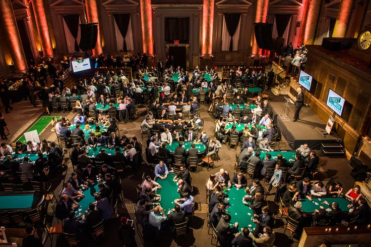 The StreetWise Partners Raising the Ante Charity Poker Tournament and Casino Event on March 11, 2015 in New York City. Learn more at http://streetwisepartners.org Photo by Brooke Ismach