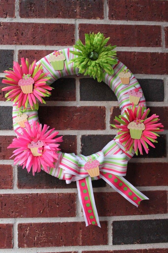 Project Nursery - Wreath