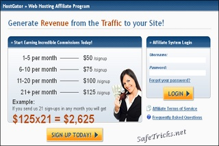 Make Money From Hostgator Affiliates. Best affiliates earning method online. discount coupon on web hosting plans best way to attract peoples and earn revenue from traffic by websites blogs through affiliates and much more