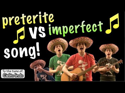 Teaching Preterite vs. Imperfect Games : Lifelong Learning ...