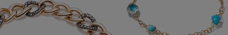 Collane con diamanti neri, brown e marcasite | Pomellato Online Boutique